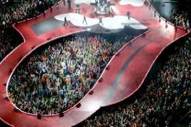 Los Stones, en la fiesta del Super Bowl